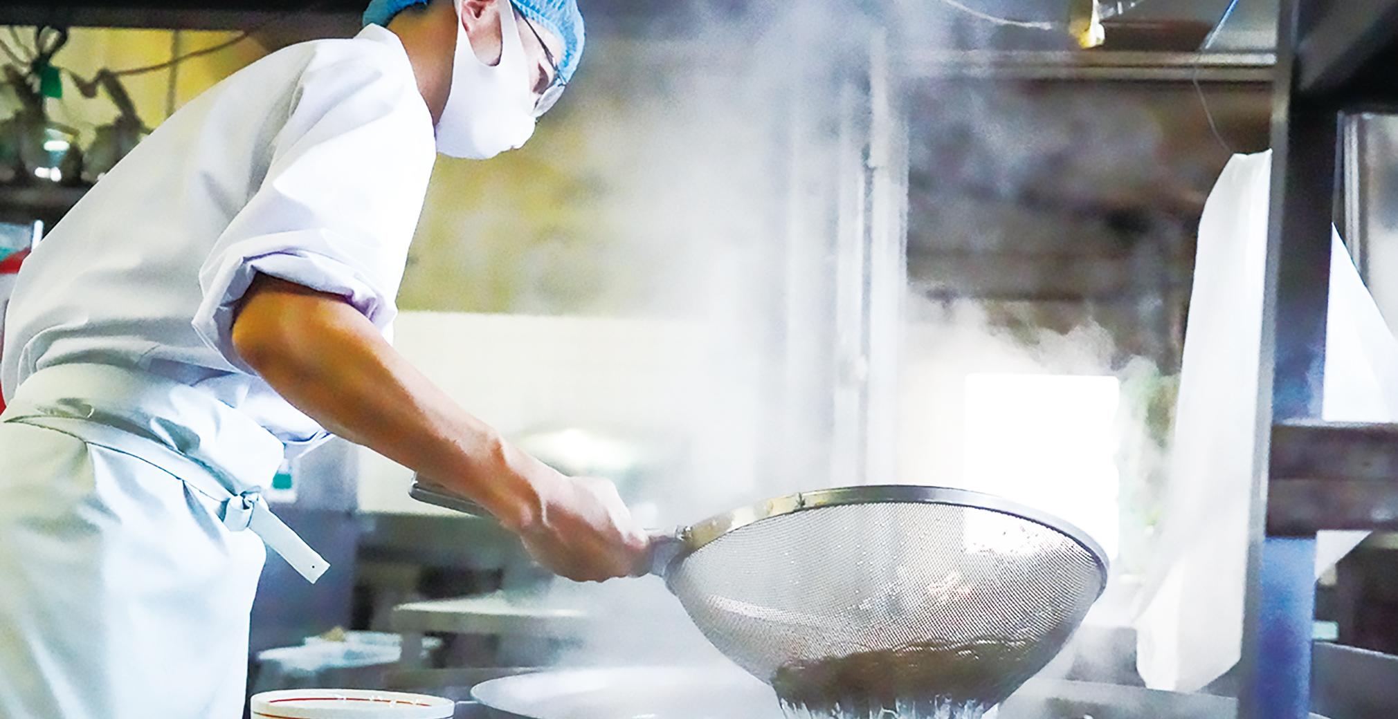 《草津 名店ファイル Vol.9》<br /> 伝統を大切に、美味しさにこだわり続ける お蕎麦屋さん「名代宿場そば」