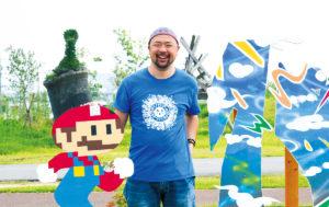 《未来をつくる人々》 びわ湖手作り市 代表 山田 浩次さん