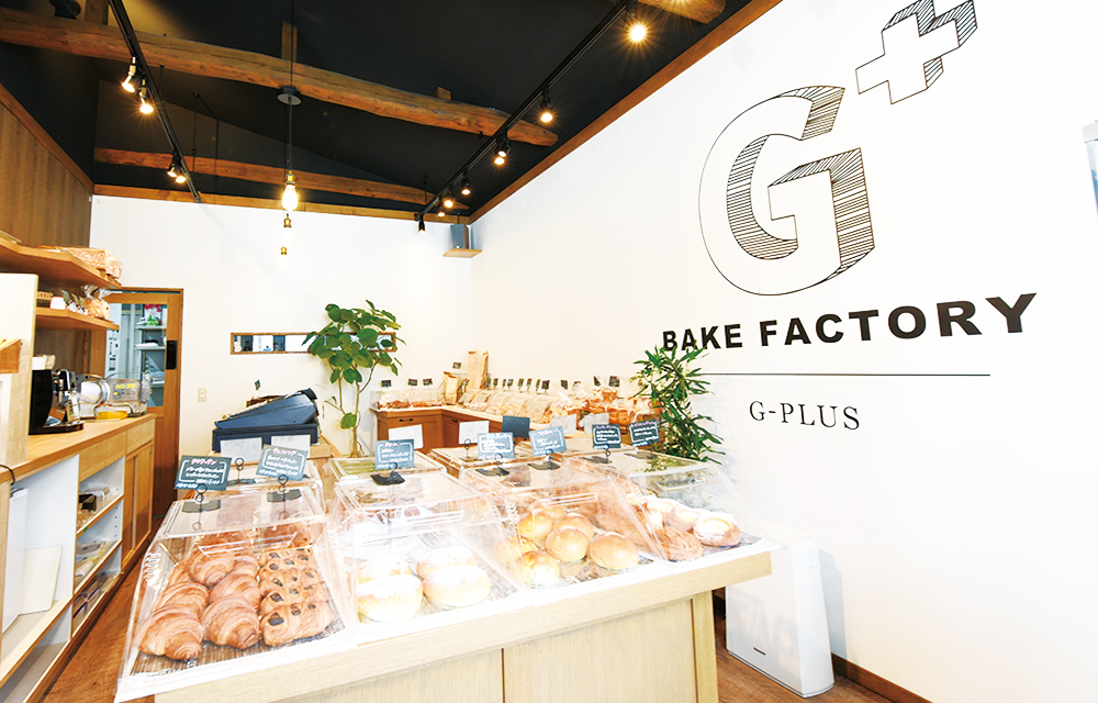 BAKE FACTORY G-PLUS