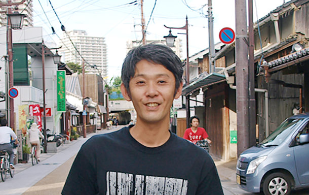 《未来をつくる人々》 Under One Roof(トナリ木工) 川口 純平さん