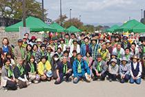 生まれ変わった天井川、草津川跡地公園で活動しませんか!